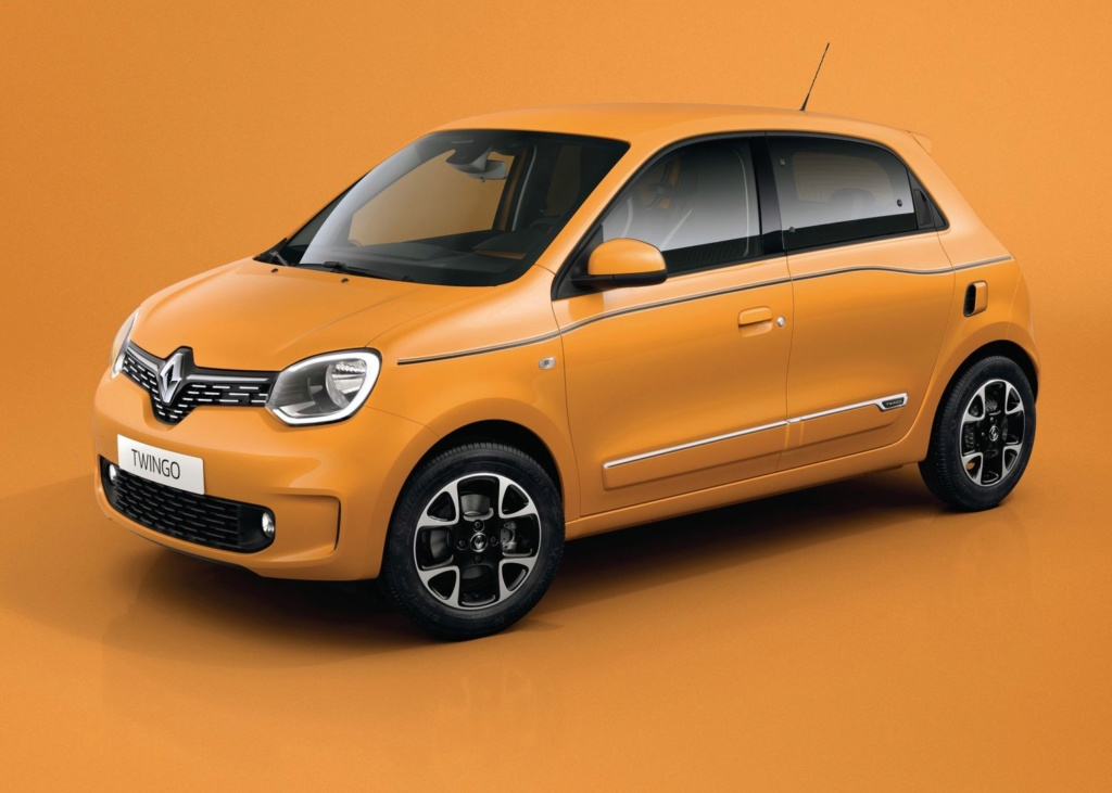 2018 - [Renault] Twingo III restylée - Page 7 Twingo11