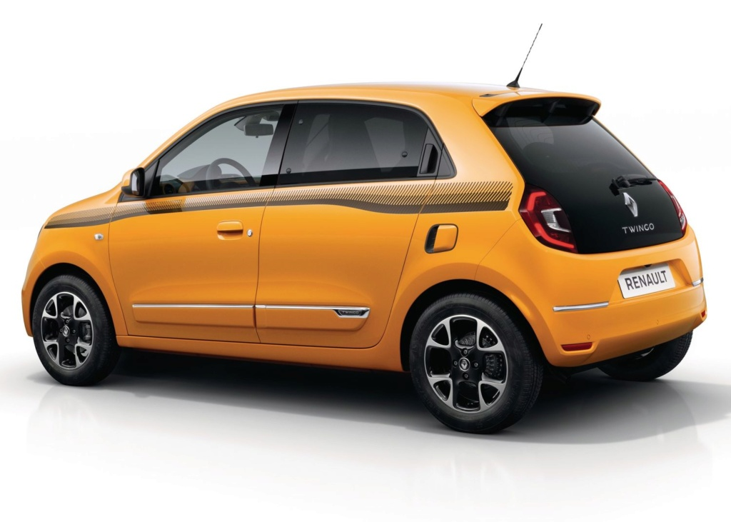 2018 - [Renault] Twingo III restylée - Page 7 Twingo12