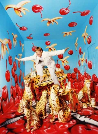 [Photographe] David Lachapelle David-10