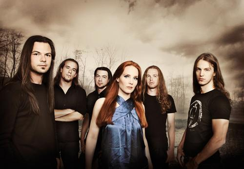 Design Your Universe - photoshoot Epica10