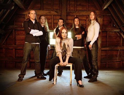 Design Your Universe - photoshoot Epica211