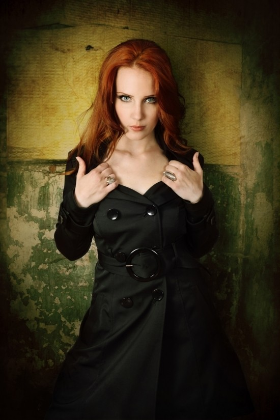 Design Your Universe - photoshoot Epica214