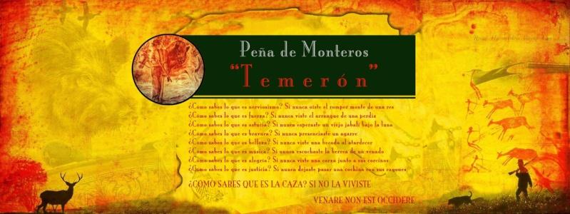 Peña de Monteros Temerón