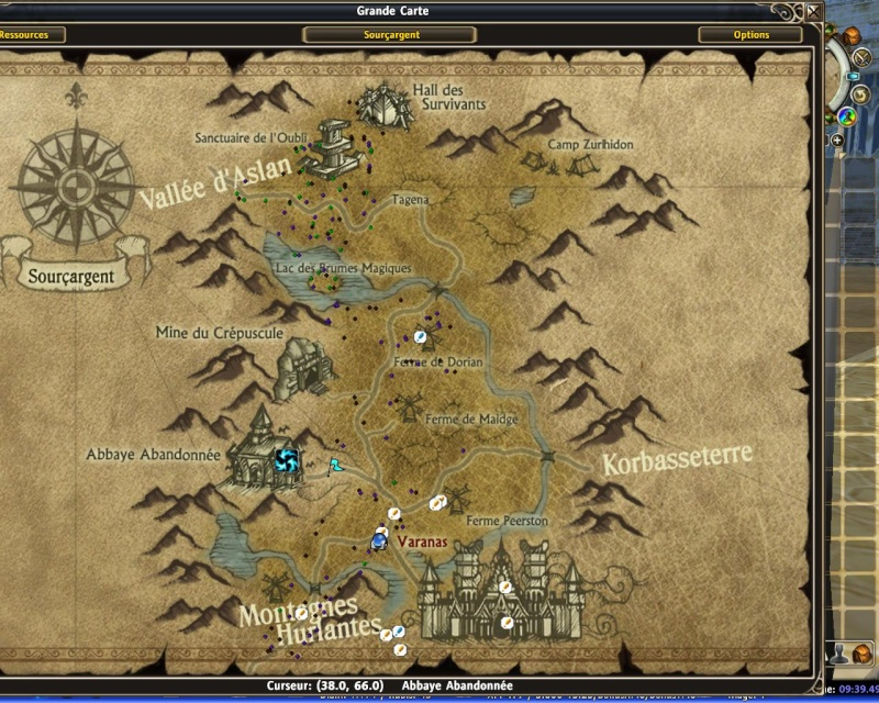 WoW MAP Wowmap11