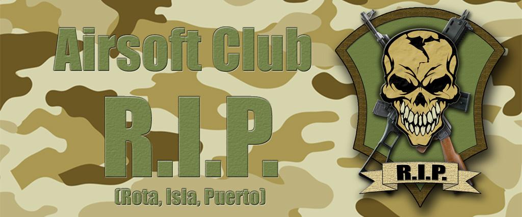 R.I.P. AIRSOFT CLUB