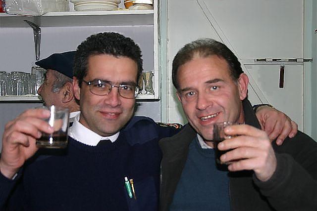 A good friend.......Ray Borg. Club_910