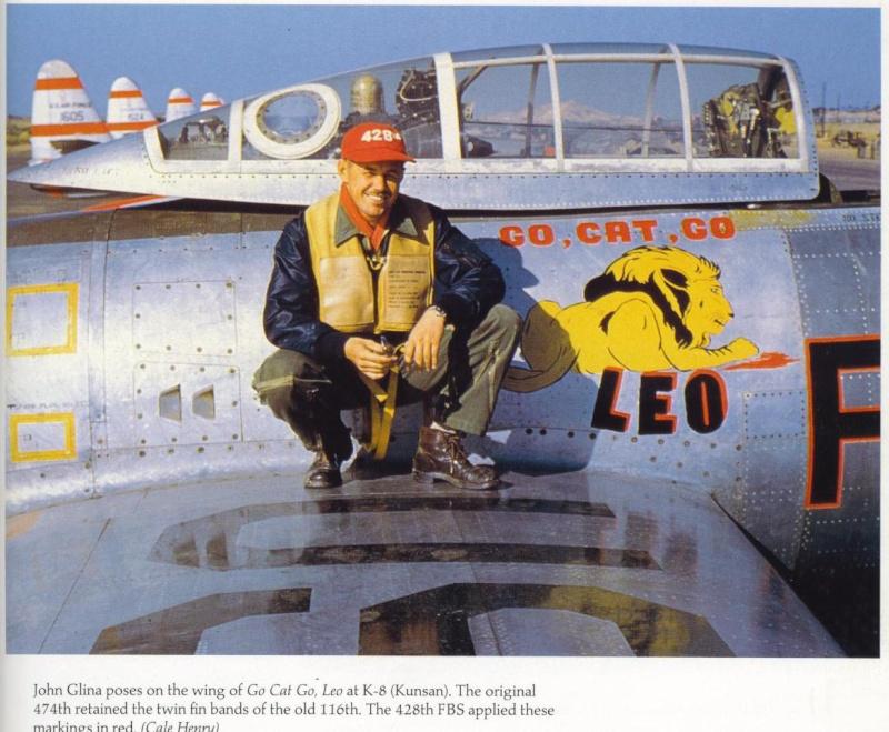 F84G ''Thunderbirds'', 1:48 Tamiya Gh10