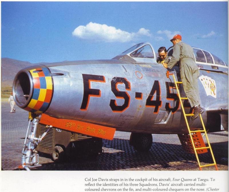 F84G ''Thunderbirds'', 1:48 Tamiya Jk10