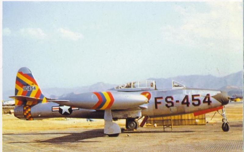 F84G ''Thunderbirds'', 1:48 Tamiya Kl10