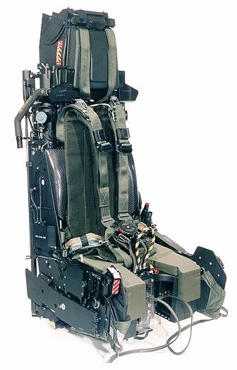 MB 16A Ejection seat Mk16a10