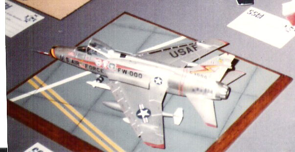 F84G ''Thunderbirds'', 1:48 Tamiya Pictur12
