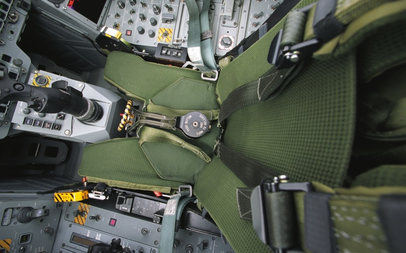MB 16A Ejection seat Wallpa10