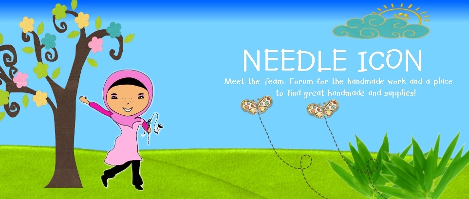 Needle Icon - Malaysian Crafters Forum
