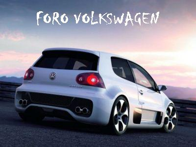 ¡¡¡FORO VOLKSWAGEN!!