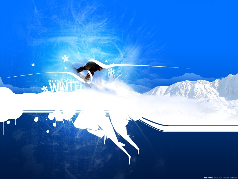 Vos fonds d'écrans ;) Snowbo10