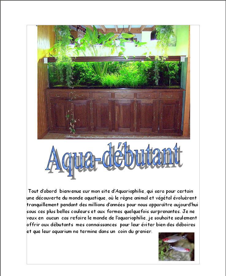 Le livre de la découverte sur le monde aquatique pour les débutants 110