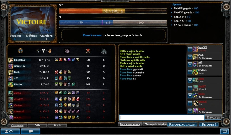 New Jeu Gratuit : League of Legend 4vs5_a10