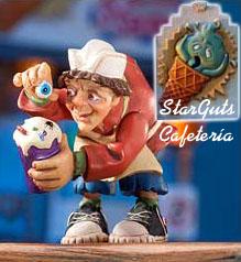 Cafetería Starguts Helado10