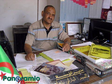 الشاعر والكاتب لمباركي بلحاج - مسعد 26771010