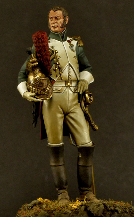 Officer,Empress Dragoons _csc1810
