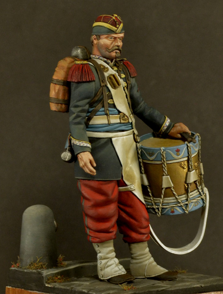 Drummer of the voltiguers of the guard 1870 _dsc1810