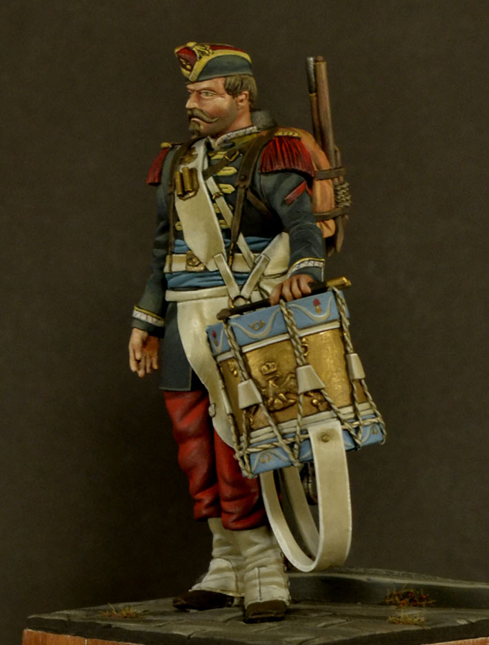 Drummer of the voltiguers of the guard 1870 _dsc1811