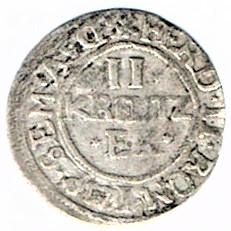II kreutzer 1629 (millésime non répertorié !) Ccf12011