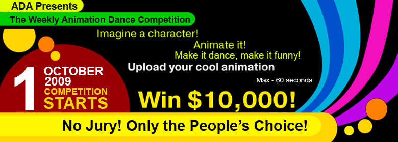 For animators of all types and directions! Champi10