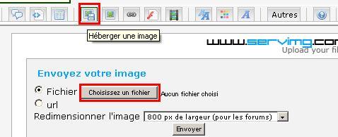 Coller une image dans le texte I110