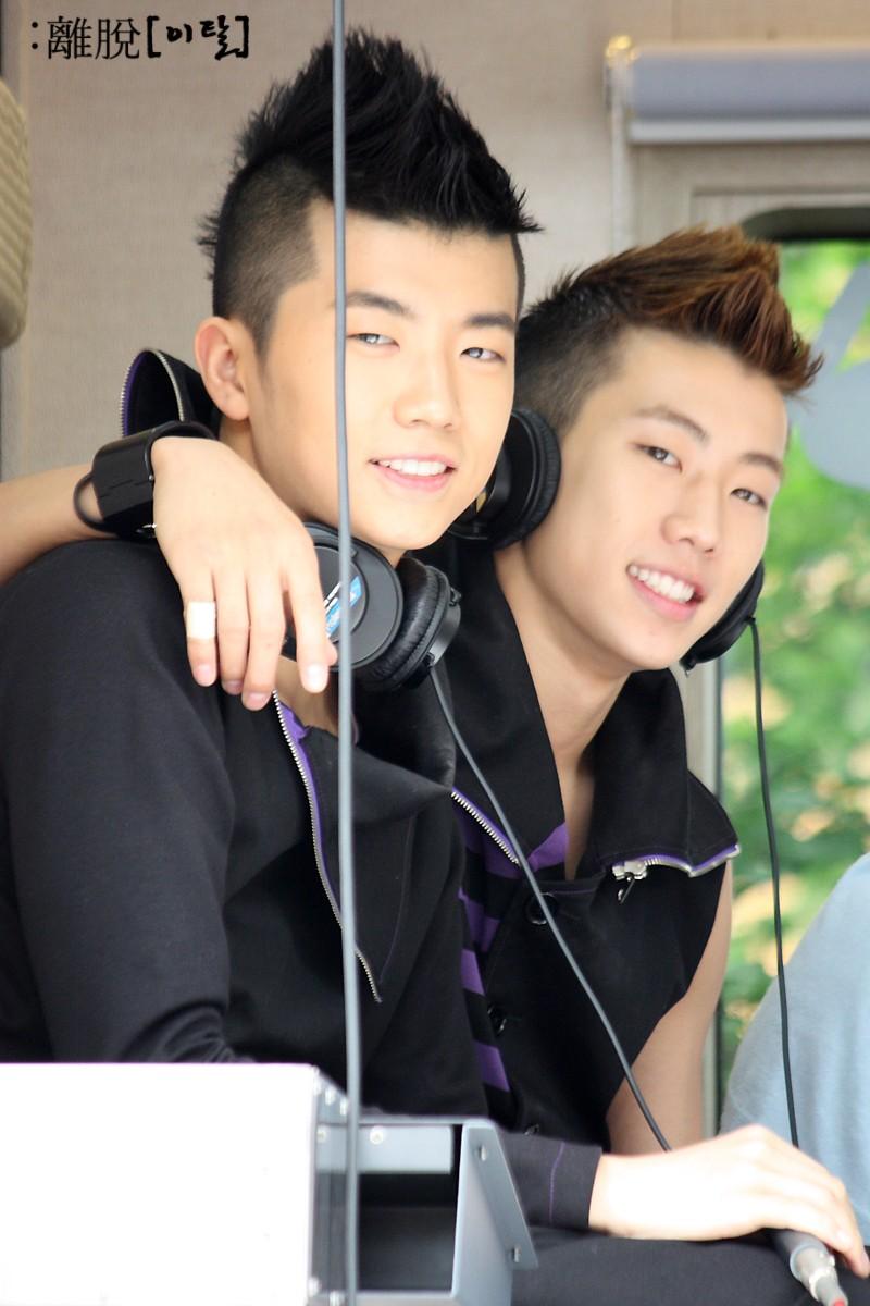 WooBeom [WooYoung x Jaebum] B0081713