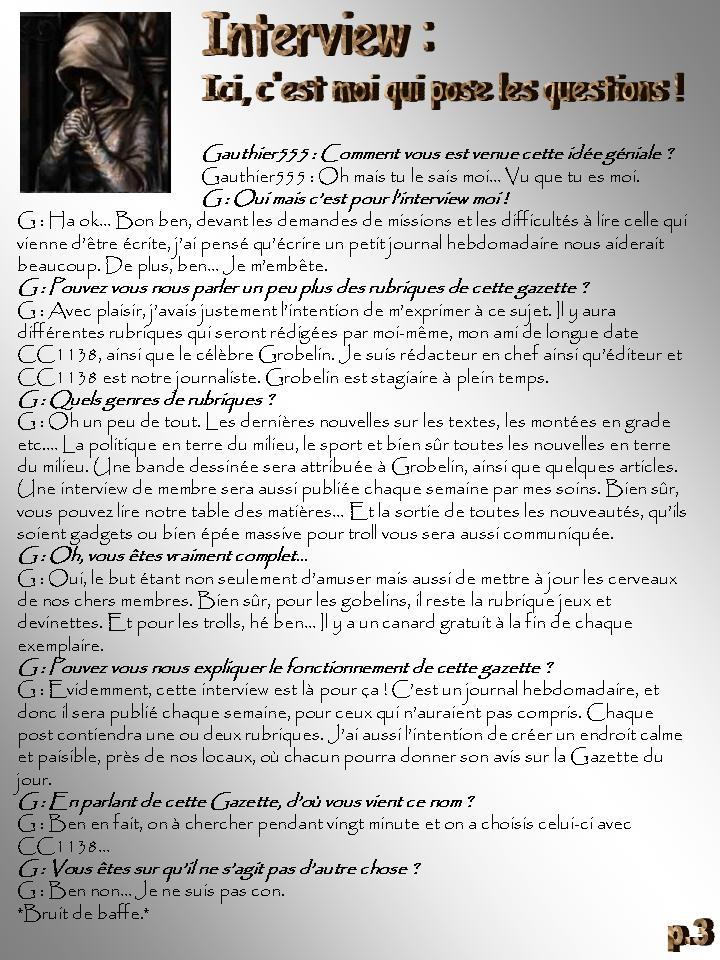 Gazette De Bree, première édition Pictur15