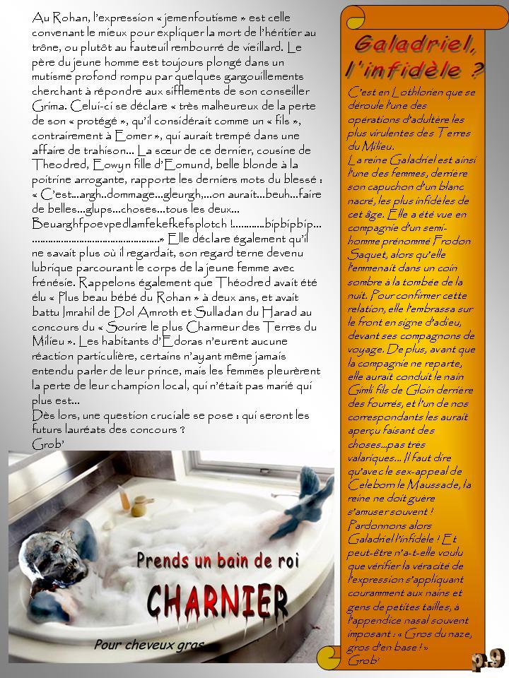 Gazette De Bree, première édition Pictur21