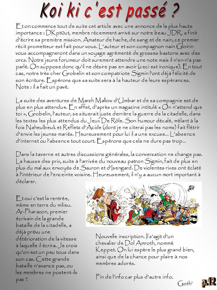 Gazette De Bree, première édition Pictur24