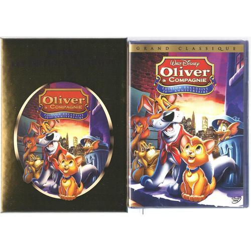 [DVD] Oliver & Compagnie - Edition 20ème anniversaire (2009) - Page 6 85332518