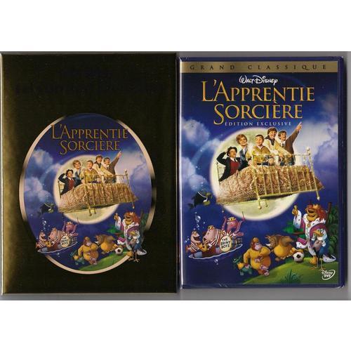 [DVD] L'Apprentie Sorcière - Edition Exclusive (2009) - Version Cinéma ! - Page 4 85332614