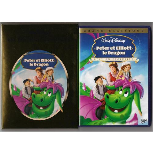[DVD] Peter et Elliott le Dragon - Edition Exclusive (2009) - Page 3 85332616
