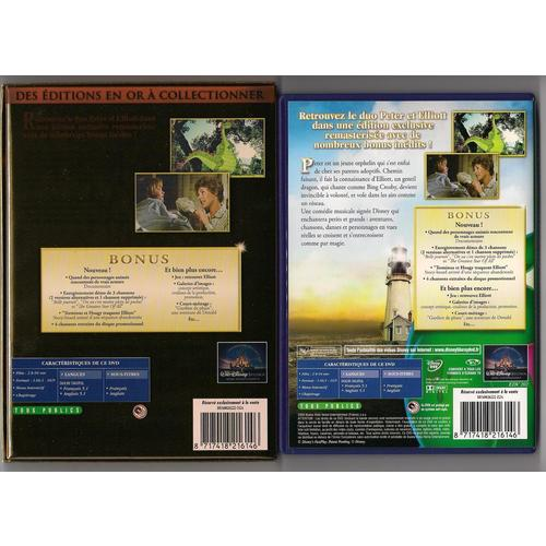 [DVD] Peter et Elliott le Dragon - Edition Exclusive (2009) - Page 3 85332617
