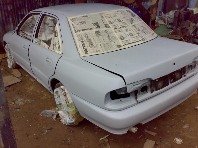 Car Paint & Detailing Research 20072010