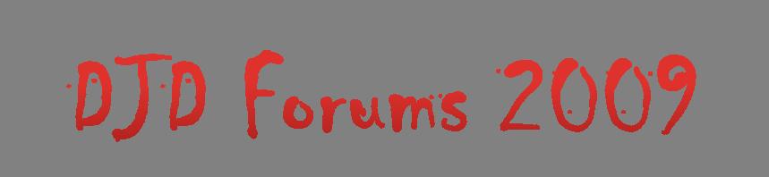 DJDFORUMS 2009