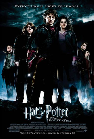 Harry Potter et la coupe de feu : 2005 18866411
