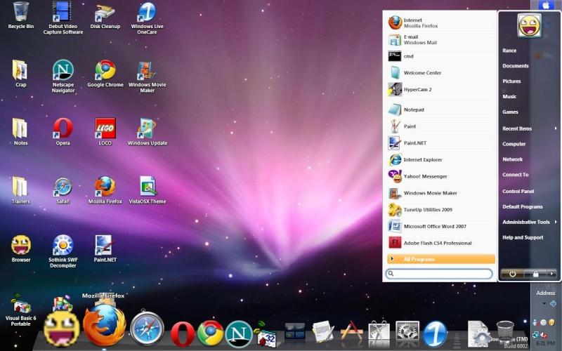 Post your computer desktops. Bg10