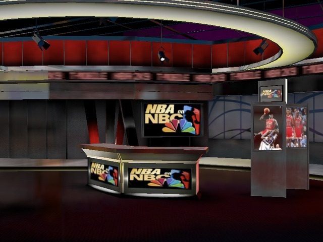 NEW NBA ON NBC HALFTIME REPORT AND SCOREBOARD...JORDAN INDUCTED TO HALL OF FAME Nba2k916