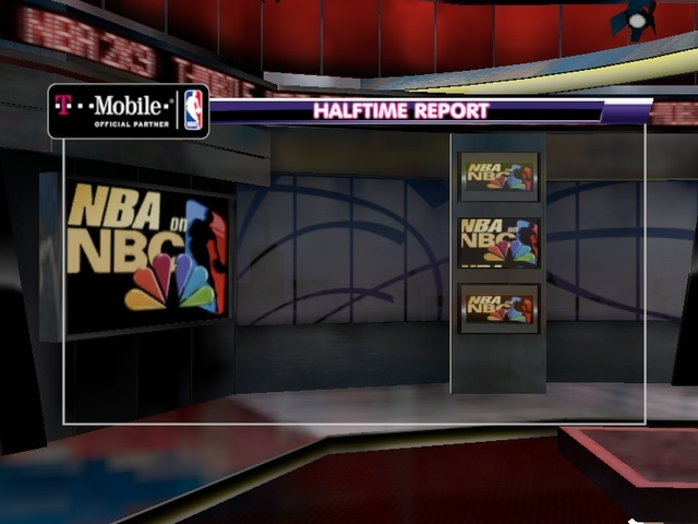 NEW NBA ON NBC HALFTIME REPORT AND SCOREBOARD...JORDAN INDUCTED TO HALL OF FAME Nba2k917