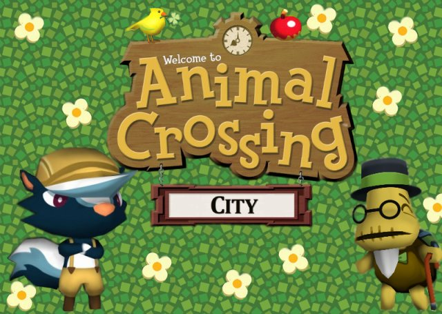 Animal Crossing City