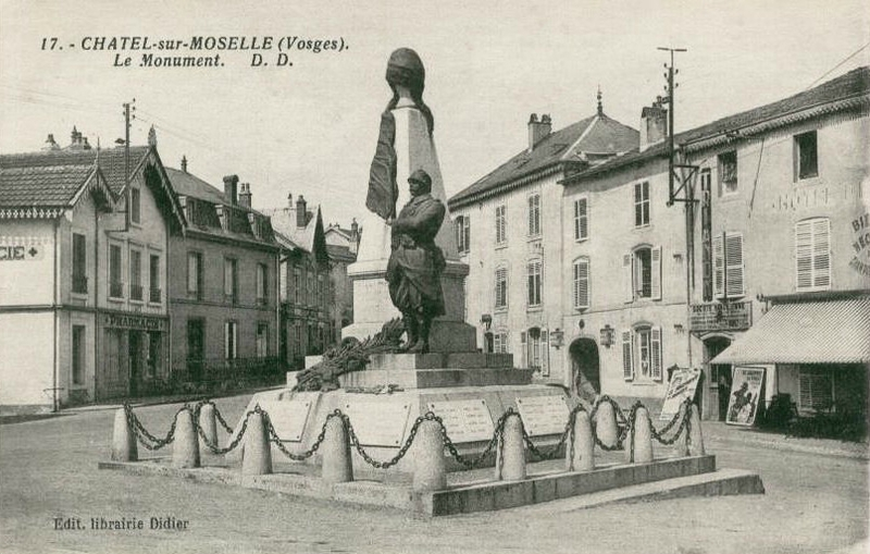 [ Histoires et histoire ] Monuments aux morts originaux Français Tome 2 - Page 21 10940010