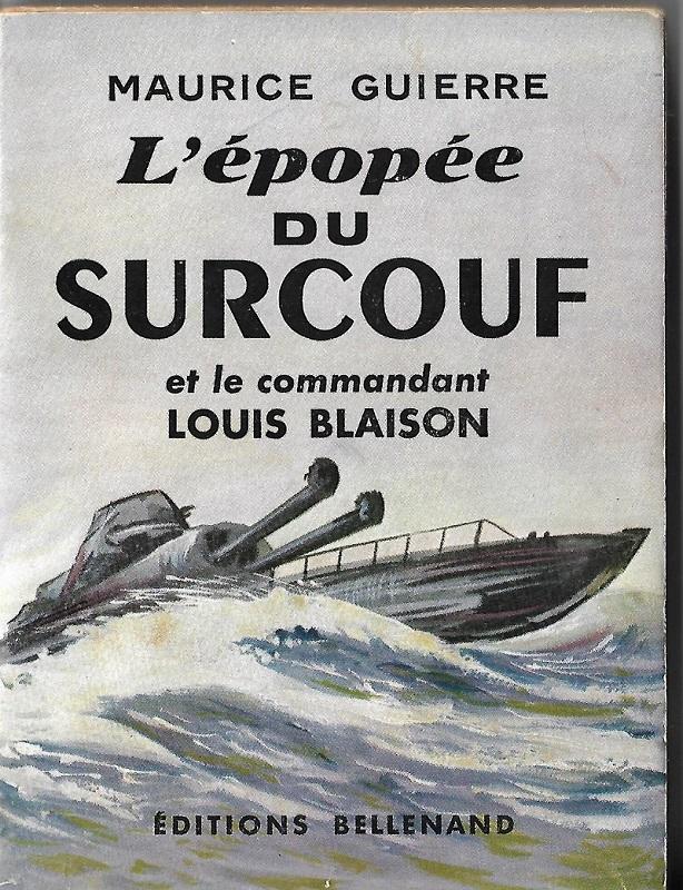 [ Divers - Les classiques ] LE CROISEUR SOUS-MARIN SURCOUF - Page 4 Scan0016