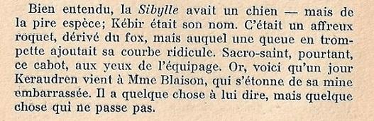 [ Les traditions dans la Marine ] LES MASCOTTES DANS LES UNITÉS DE LA MARINE - Page 33 Scan0023