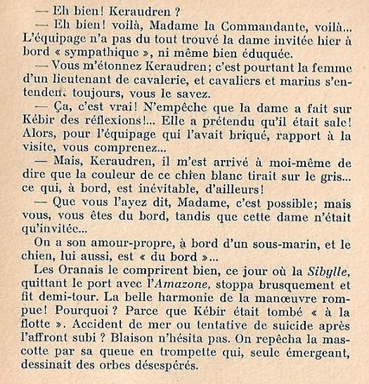 [LES TRADITIONS DANS LA MARINE] LES MASCOTTES DANS LES UNITÉS DE LA MARINE - Page 33 Scan0024