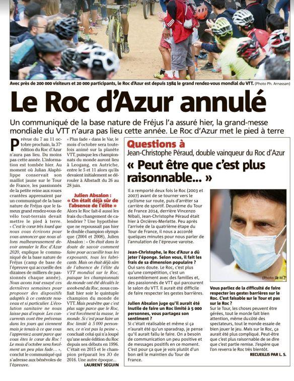 Annulé [7 au 11 octobre 2020] Roc d'Azur 2020 Roc_d_10