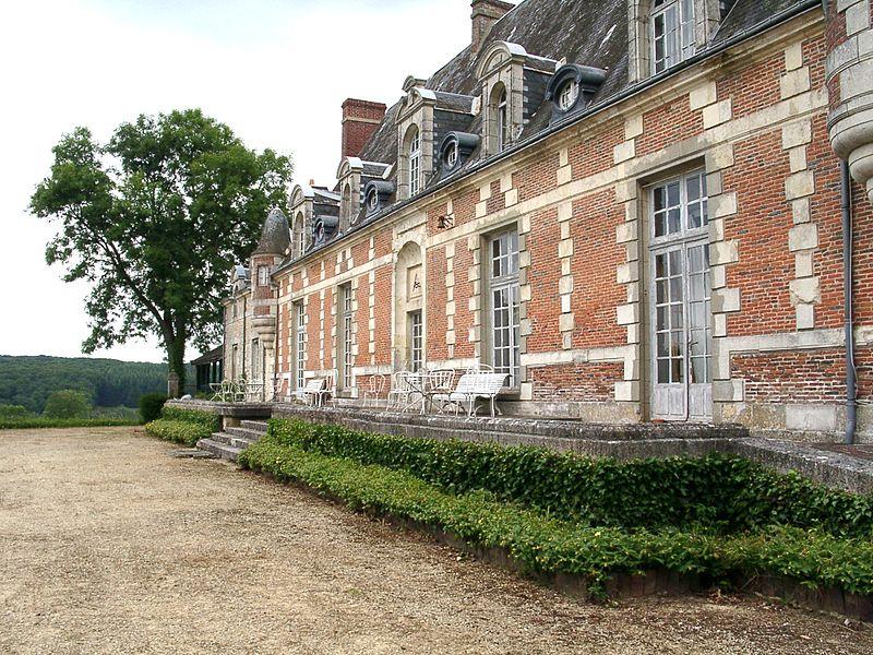 Les Chateaux de l'Orne Chatea10